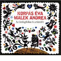 KORPÁS ÉVA, MALEK ANDREA - AZ ÖRDÖGFIÓKA ÉS A TÜNDÉR - KORPÁS ÉVA, MALEK ANDREA - CD -