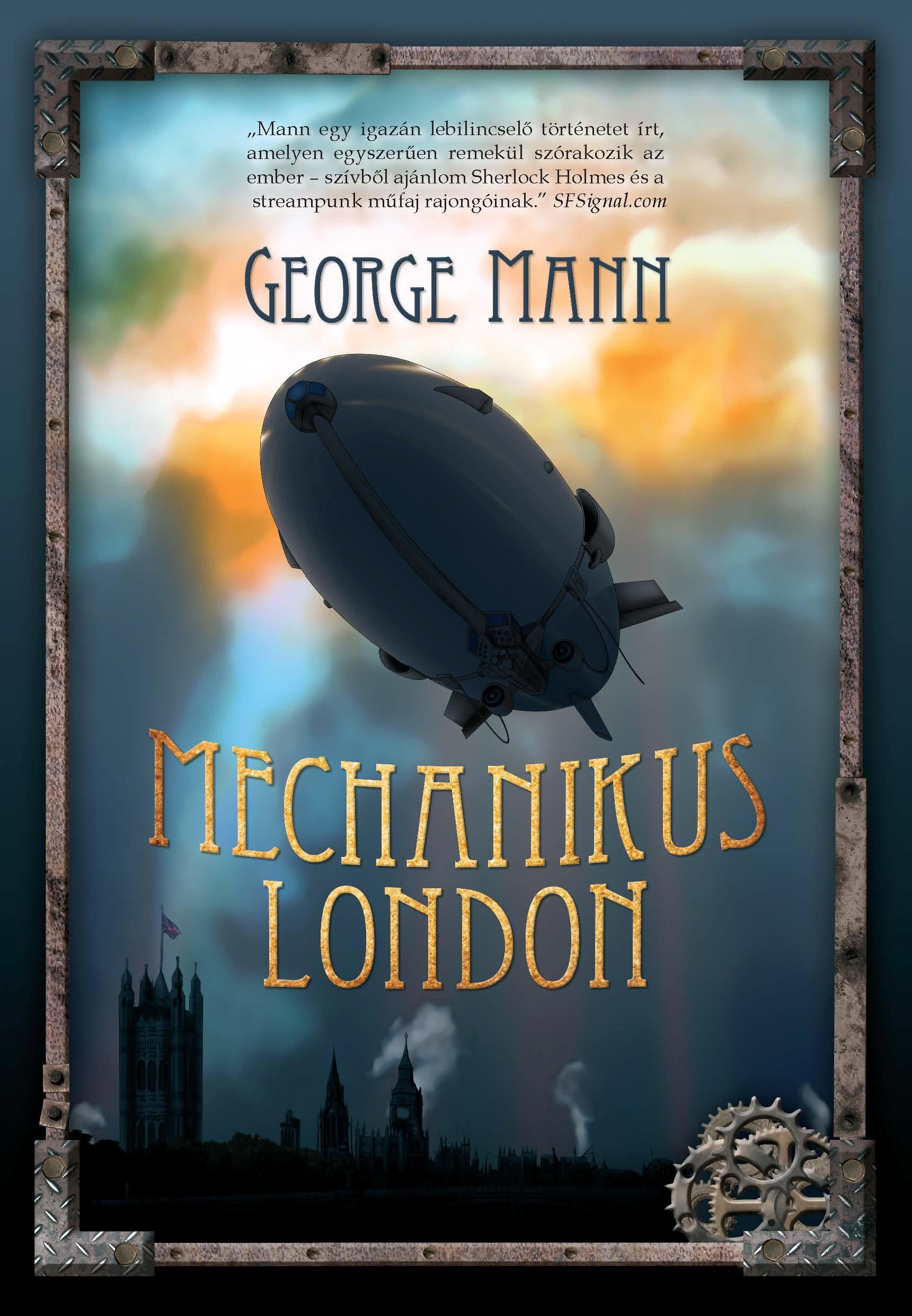 MECHANIKUS LONDON