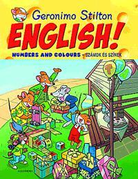 ENGLISH! NUMBERS AND COLOURS - SZÁMOK ÉS SZÍNEK