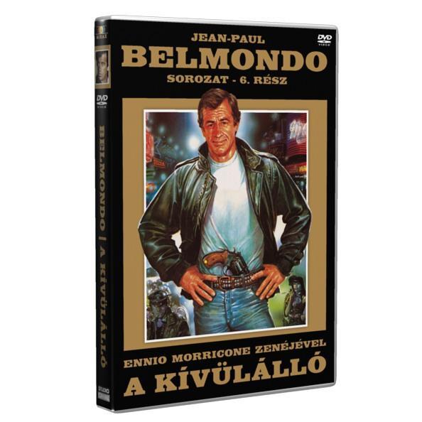- A KÍVÜLÁLLÓ - JEAN-PAUL BELMONDO SOR. 6. - DVD -