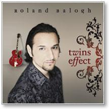 TWINS EFFECT - ROLAND BALOGH - CD -