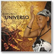 UNIVERSO - ELSA VALLE - CD -