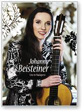 LIVE IN BUDAPEST - JOHANNA BEISTEINER - DVD -