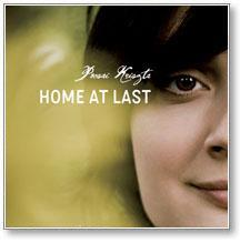 - HOME AT LAST - POCSAI KRISZTA - CD -