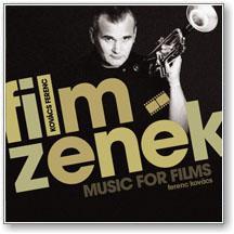FILMZENÉK - KOVÁCS FERENC - CD -