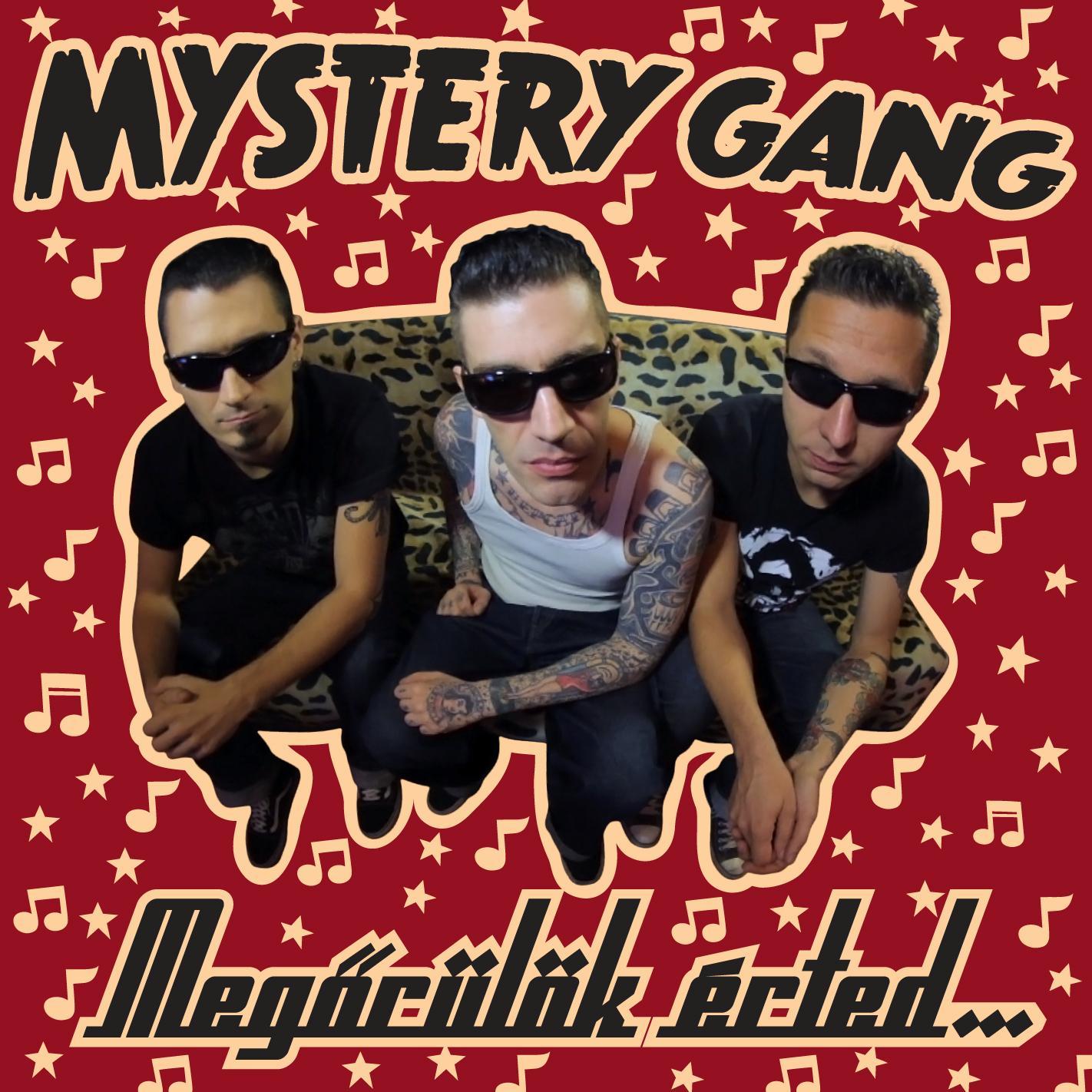 MEGŐRÜLÖK ÉRTED - MISTERY GANG - CD -