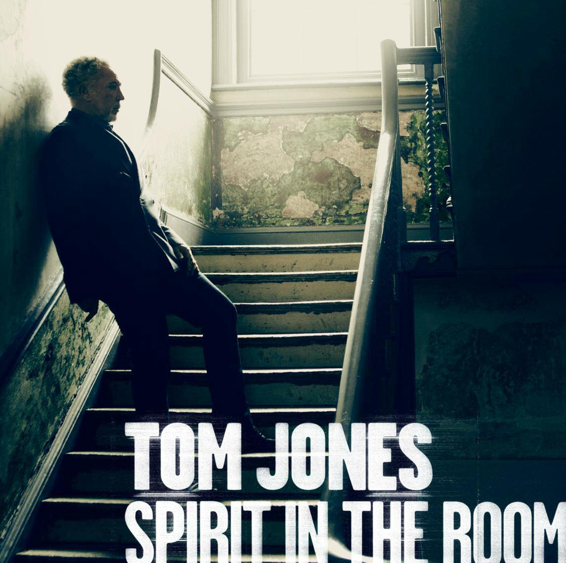 SPIRIT IN THE ROOM - TOM JONES - CD -