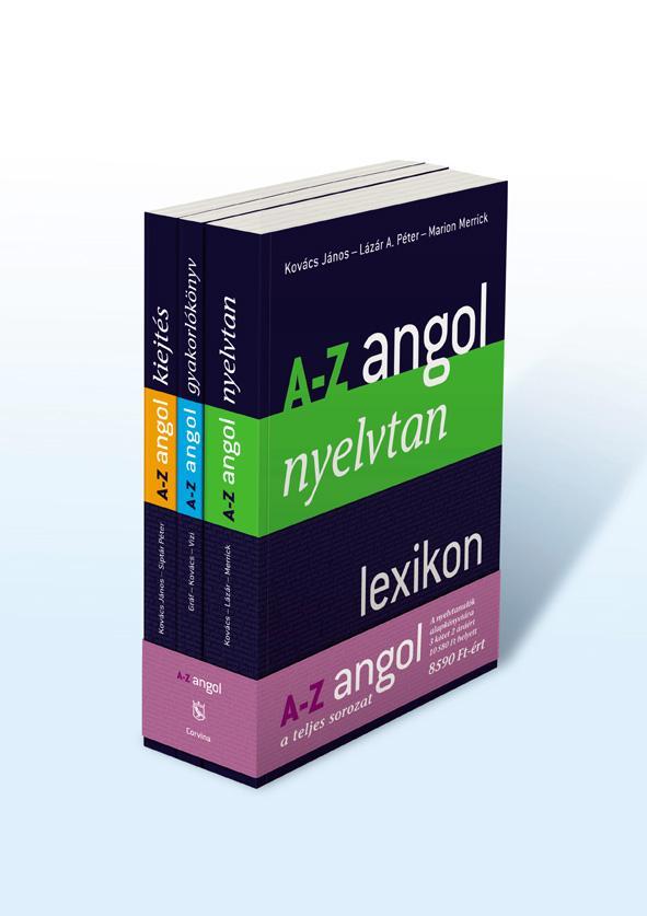 A-Z ANGOL - A TELJES SOROZAT +CD!