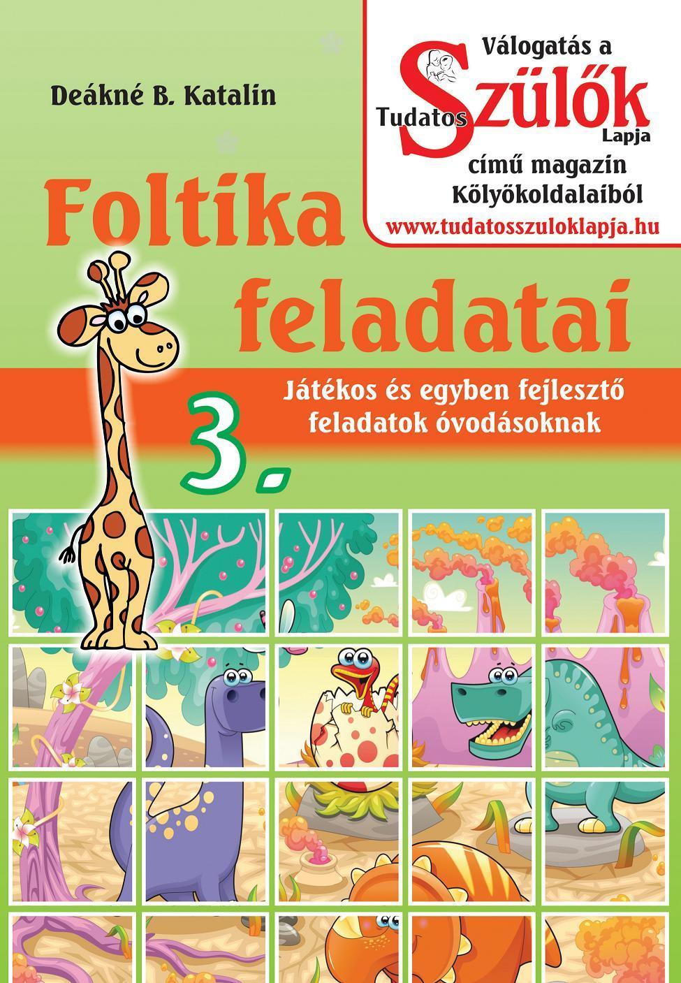 FOLTIKA FELADATAI 3.