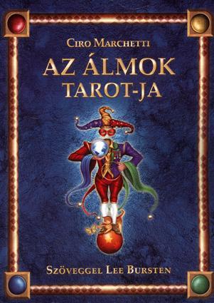 AZ ÁLMOK TAROT-JA - KÖNYV+78DB KÁRTYA -