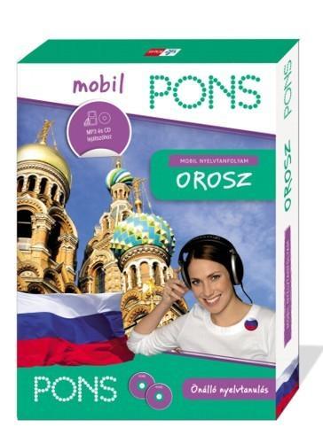 - PONS MOBIL NYELVTANFOLYAM - OROSZ