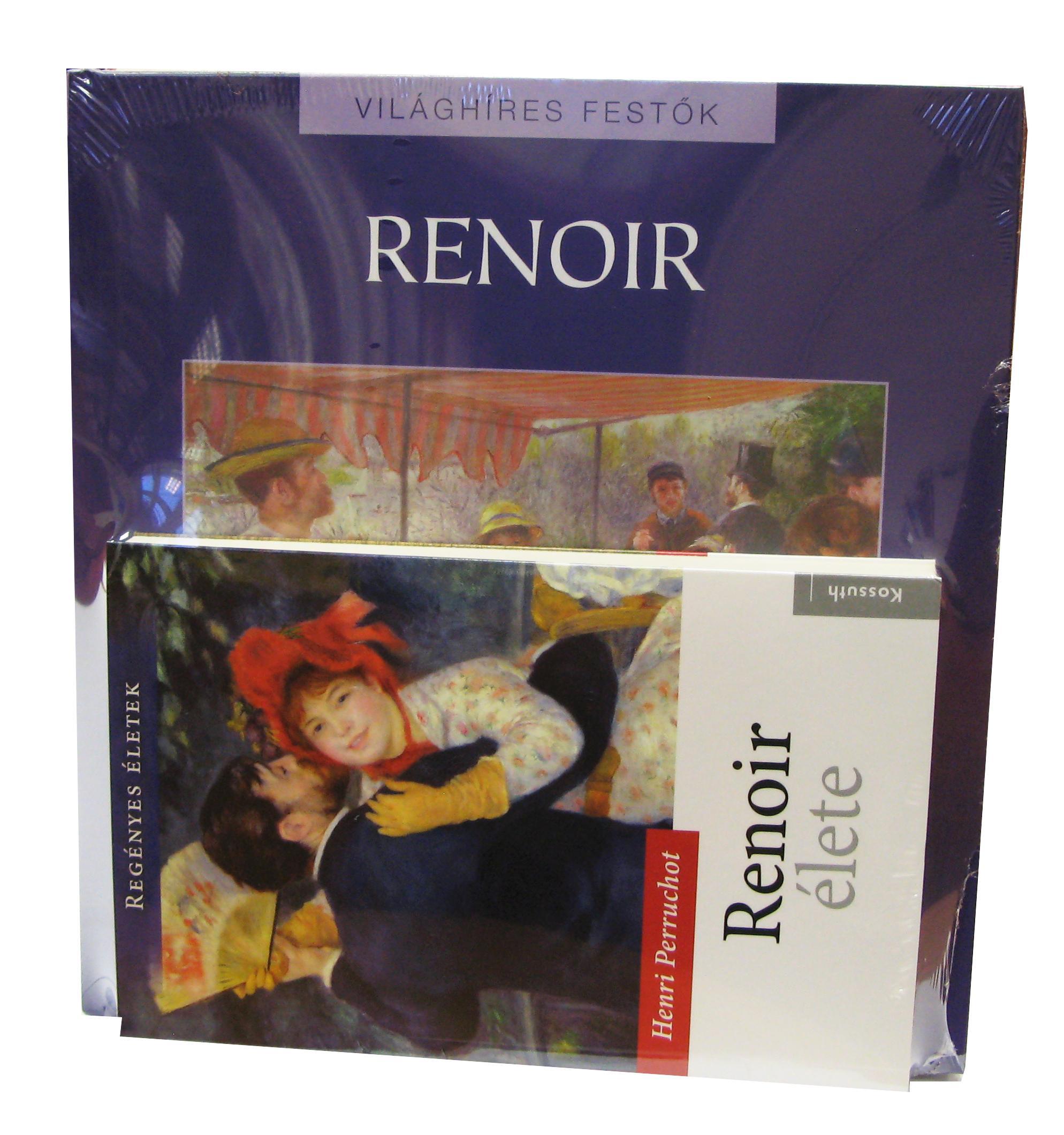 RENOIR SZETT (RENOIR ÉLETE + RENOIR ALBUM)