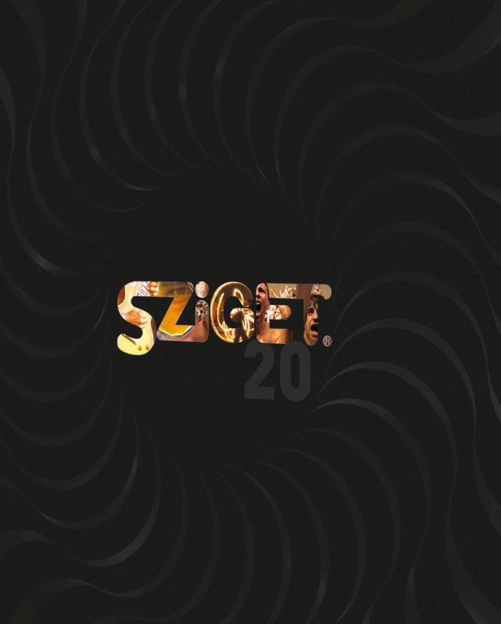 SZIGET 20 - ALBUM (ANGOL)