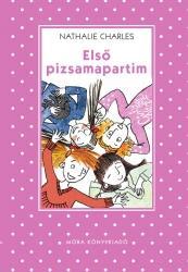 ELSŐ PIZSAMAPARTIM - PÖTTYÖS KÖNYVEK