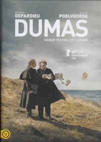 DUMAS - HÁROM TESTŐR, KÉT SZERZŐ - DVD -