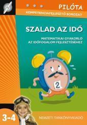 SZALAD AZ IDÕ 3-4. - PILÓTA