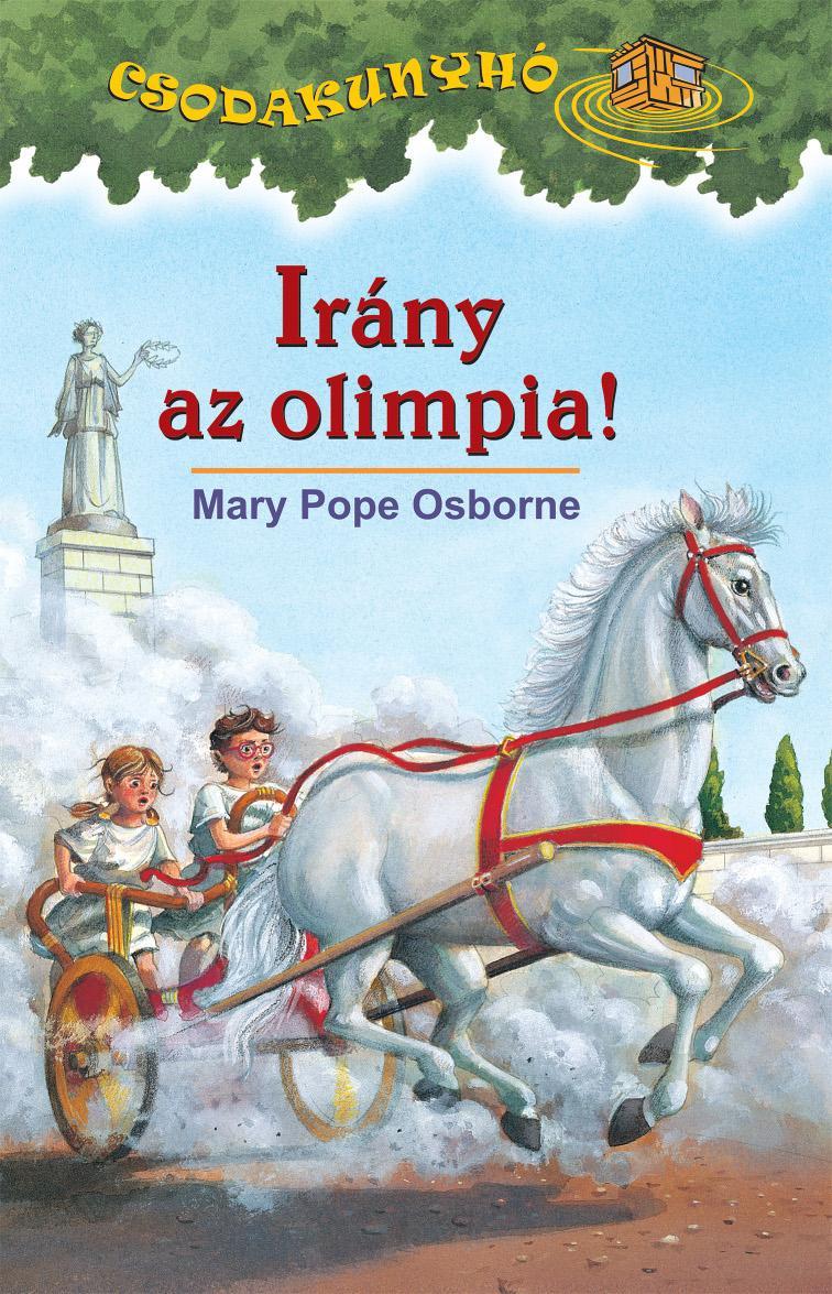 IRÁNY AZ OLIMPIA! - CSODAKUNYHÓ 16.