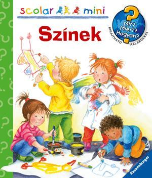 SZÍNEK - SCOLAR MINI 20.