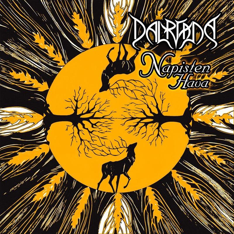 DALRIADA - NAPISTEN HAVA - DALRIADA - CD -
