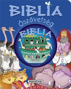 BIBLIA - ÓSZÖVETSÉG - CD-VEL