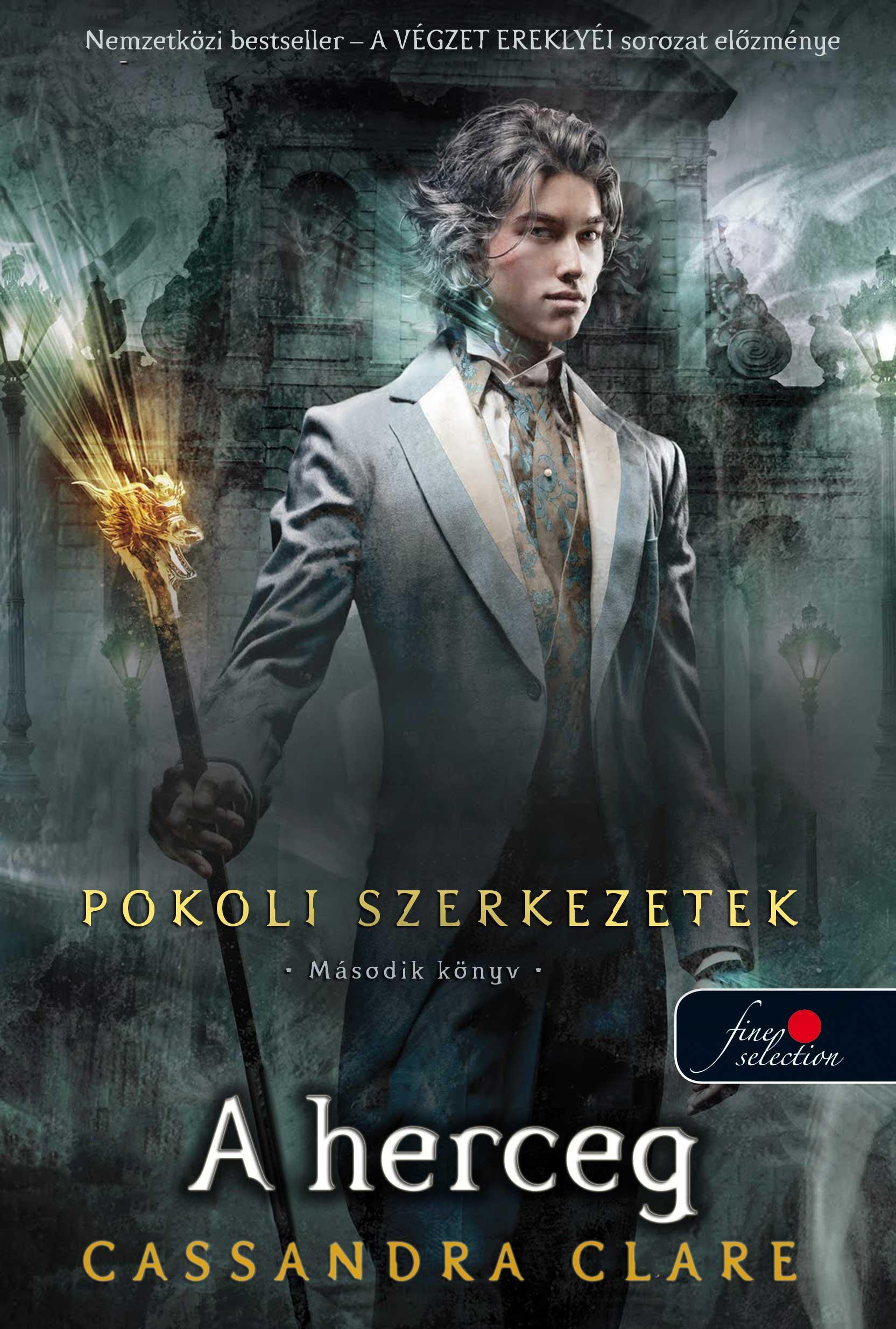 A HERCEG - POKOLI SZERKEZETEK 2. - KÖTÖTT -