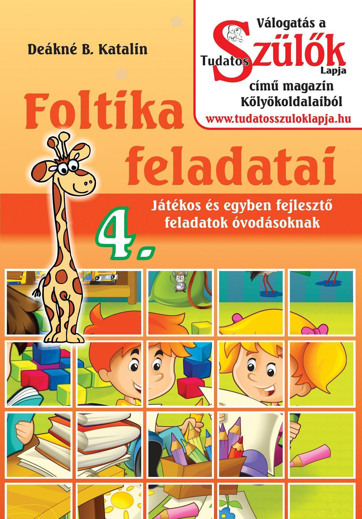 FOLTIKA FELADATAI 4.
