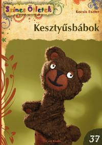 KESZTYŰSBÁBOK - ÚJ SZÍNES ÖTLETEK 37.