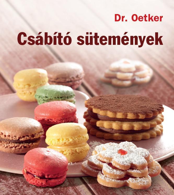 CSÁBÍTÓ SÜTEMÉNYEK - DR. OETKER