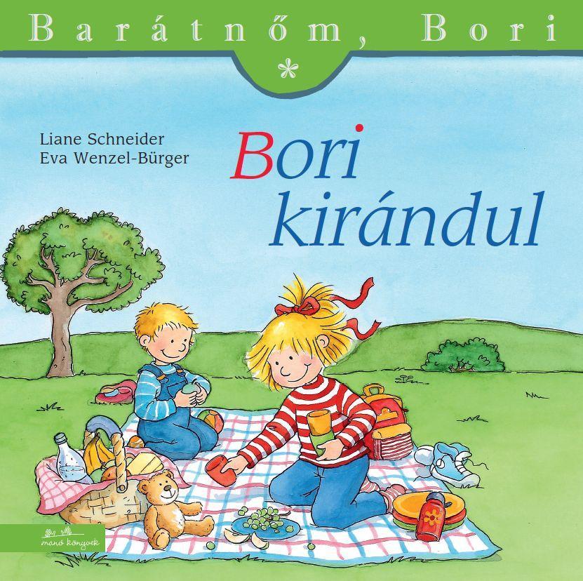 BORI KIRÁNDUL - BARÁTNÕM, BORI