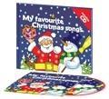 MY FAVOURITE CHRISTMAS SONGS - KÖNYV + CD