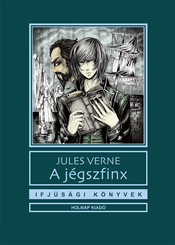 A JÉGSZFINX - IFJÚSÁGI KÖNYVEK
