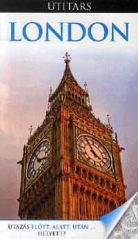 LONDON - ÚTITÁRS (ÚJ!)