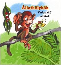 ÁLLATKÖLYKÖK - VADON ÉLÕ ÁLLATOK