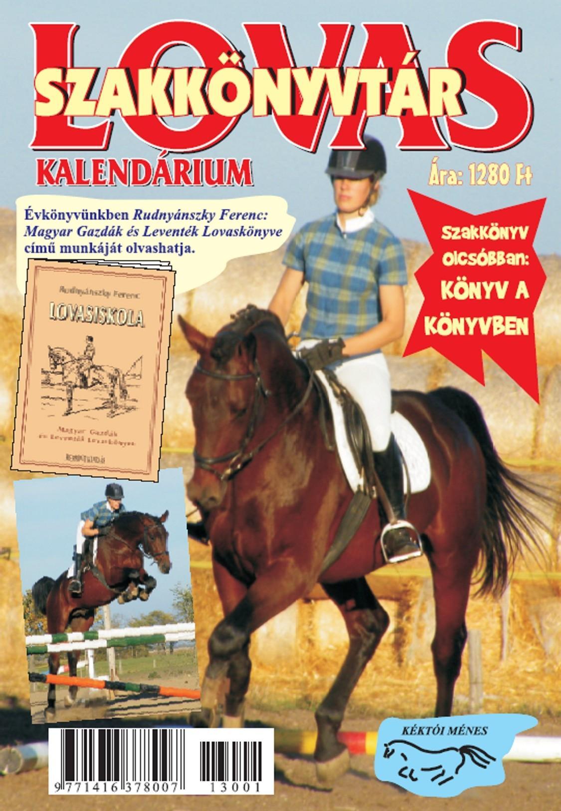 LOVAS KALENDÁRIUM - LOVASISKOLA