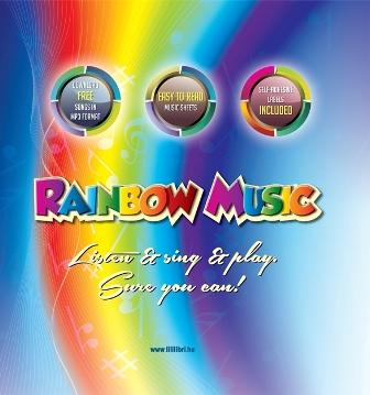 RAINBOW MUSIC - LISTEN & SING & PLAY. SURE YOU CAN!