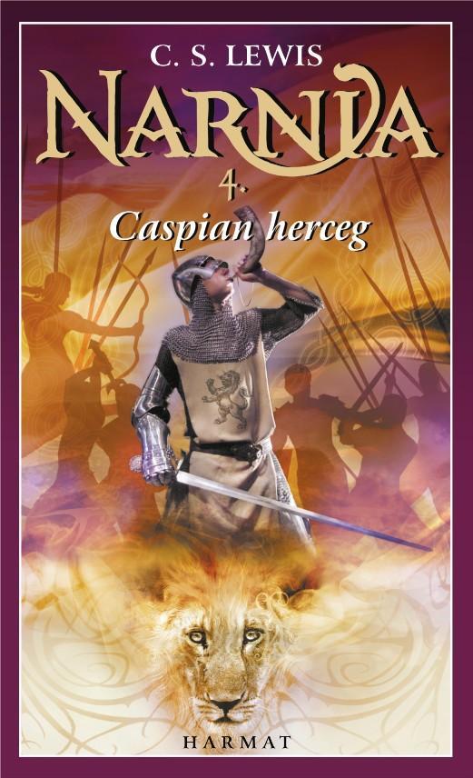 CASPIAN HERCEG - NARNIA 4.