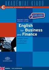 ENGLISH FOR BUSINESS AND FINANCE + VIRT. MELLÉKLET (HALADÓ)