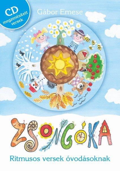ZSONGÓKA - CD-MELLÉKLETTEL