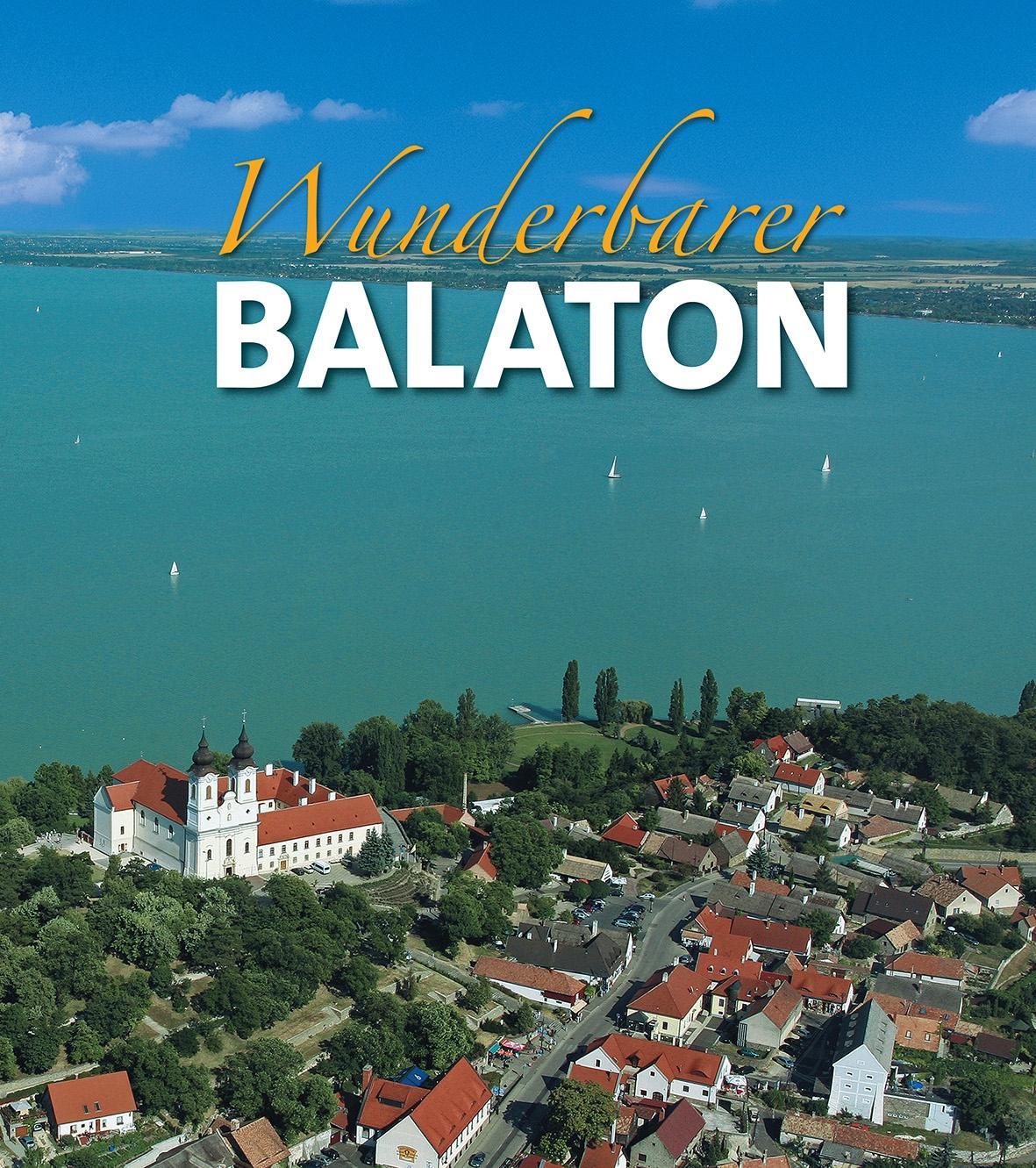 WUNDERBARER BALATON (SZÉPSÉGES BALATON) - NÉMET
