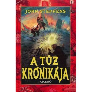 A TŰZ KRÓNIKÁJA - A KEZDET KÖNYVEI 2.