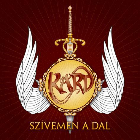 SZÍVEMEN A DAL - KARD - CD -