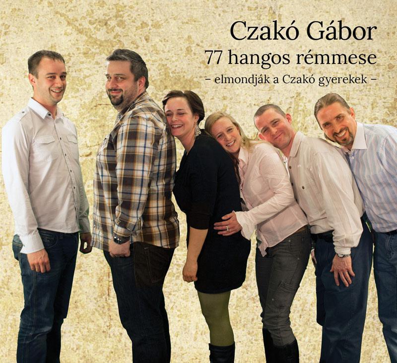 77 HANGOS RÉMMESE - HANGOSKÖNYV -