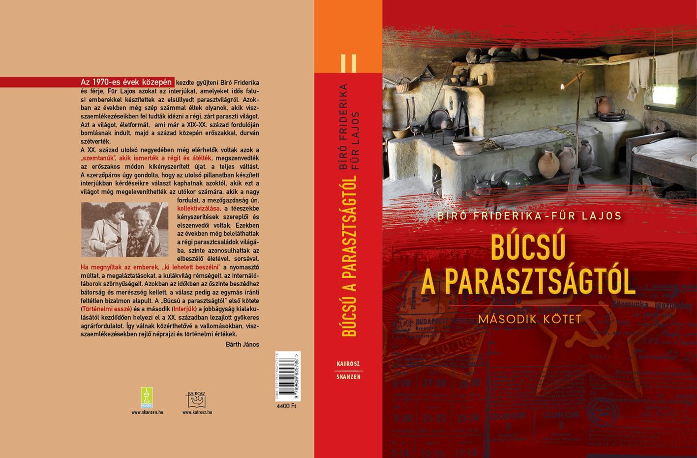 BÚCSÚ A PARASZTSÁGTÓL II.