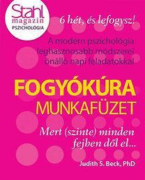 FOGYÓKÚRA MUNKAFÜZET (STAHL MAGAZIN PSZICHOLÓGIA)