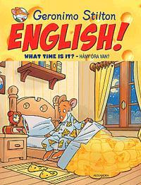 ENGLISH! WHAT TIME IS IT? - HÁNY ÓRA VAN?