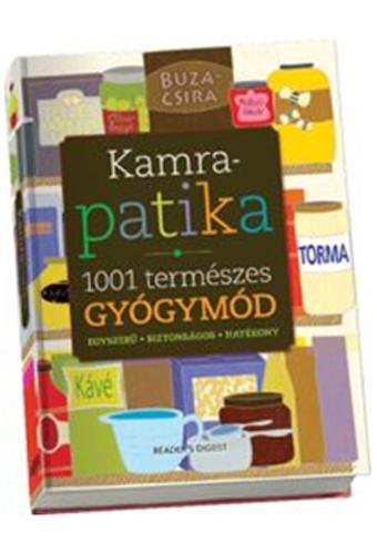 KAMRAPATIKA - 1001 TERMÉSZETES GYÓGYMÓD