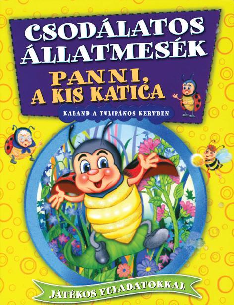PANNI, A KIS KATICA - CSODÁLATOS ÁLLATMESÉK