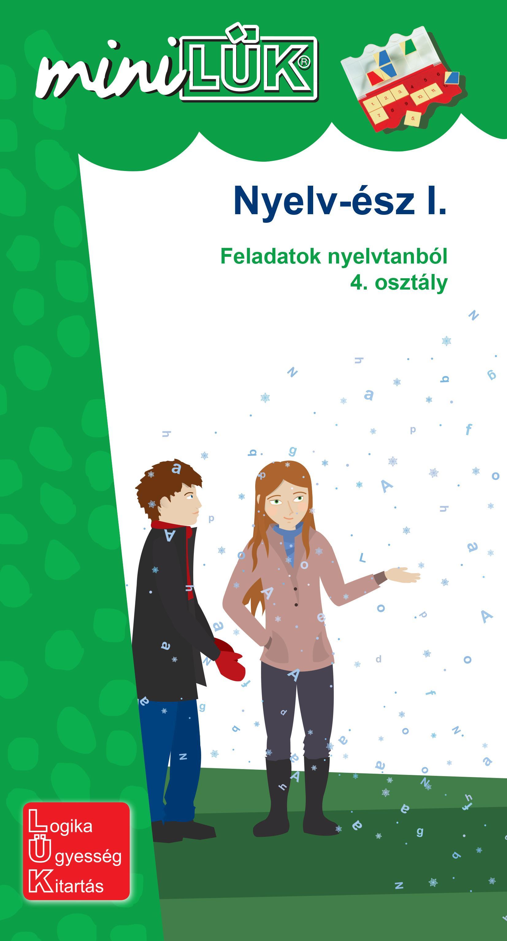 NYELV-ÉSZ I. - FELADATOK NYELVTANBÓL 4. OSZT.