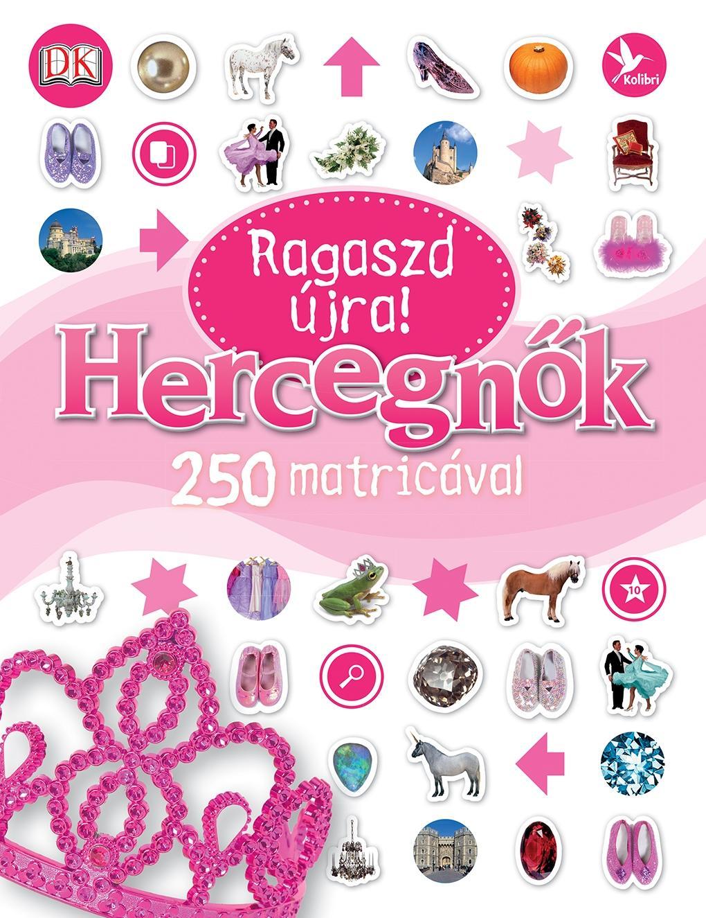 HERCEGNÕK - RAGASZD ÚJRA! 250 MATRICÁVAL