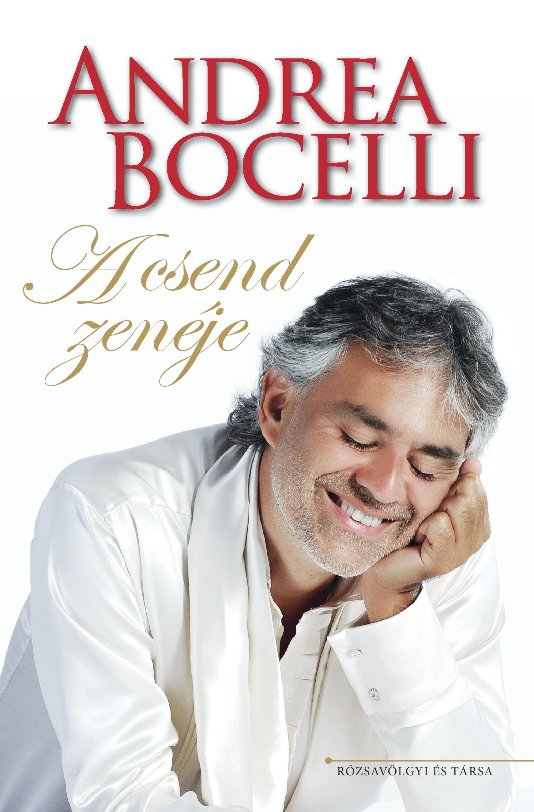 BOCELLI, ANDREA - A CSEND ZENÉJE